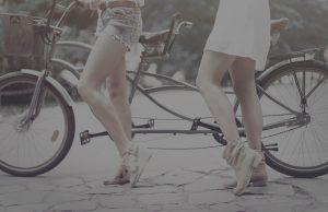 girls-with-a-bike