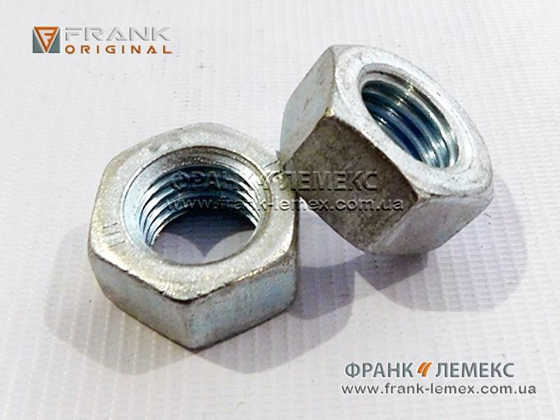 3031019 Гайка шестигранна Лемкен / Lemken