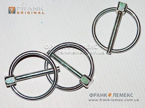 3119565 Штифт с фікс. кільцем  Лемкен / Lemken