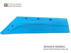 Леміш долотний (леміш із змінним наконечником) Лемкен 3334056