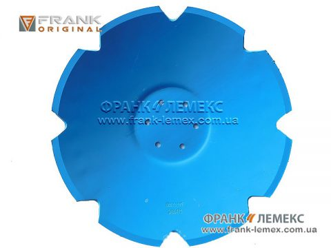 Диск зубчатий (диск ) Лемкен 3490471