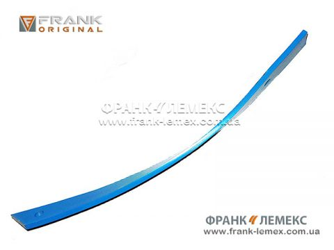 SRP-350 W 2, 02022755 Полоса отвала Rabewerk