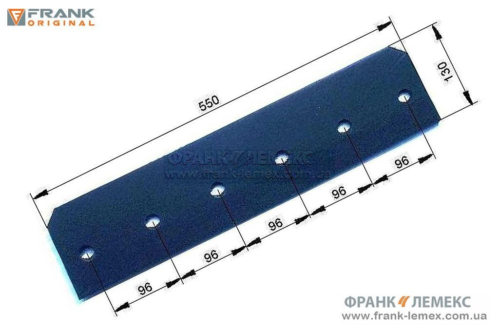 Полевая доска Frank Original ( аналог 279140 KUHN S.A.)