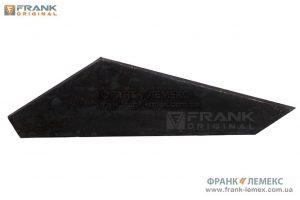 наконечник лемеша приварний Frank Original (підходить замість 270060 KUHN S.A.)
