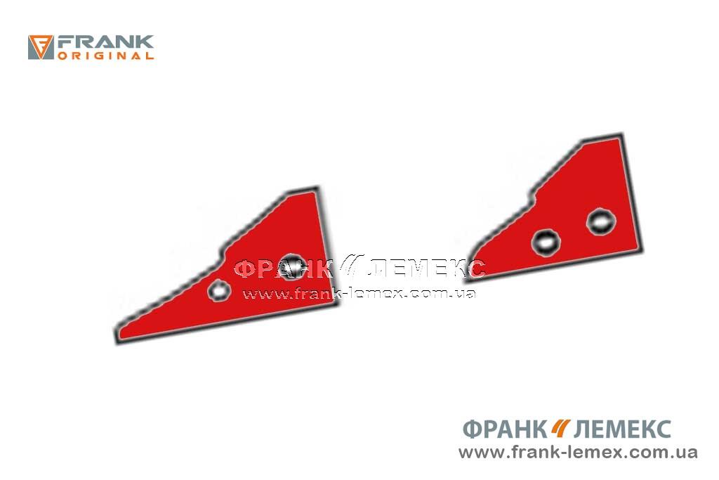 Наконечник польової дошки Frank Original (підходить замість 223121 KUHN S.A.)